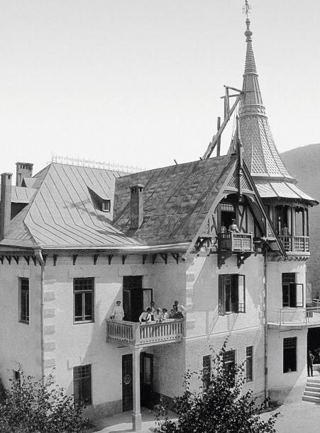 Особняк Арамянца в Ахтале ǁ Журнал «Ереван»,   imyerevan.com