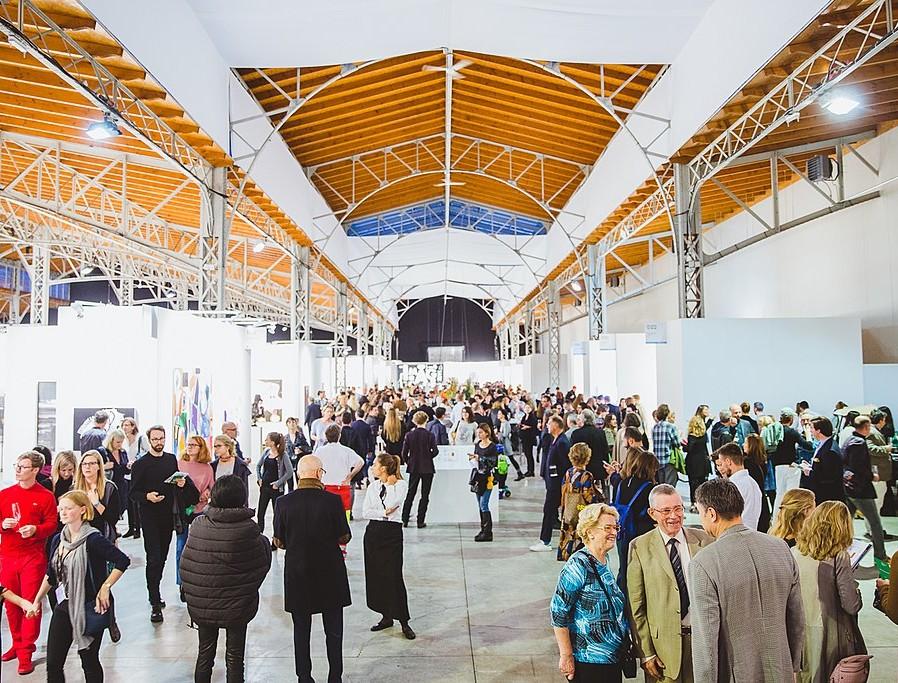 Павильон весной ярмарки современного искусства | wikipedia.org