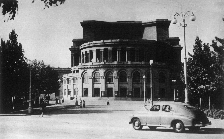 Национальный театр оперы и балета | opera.am