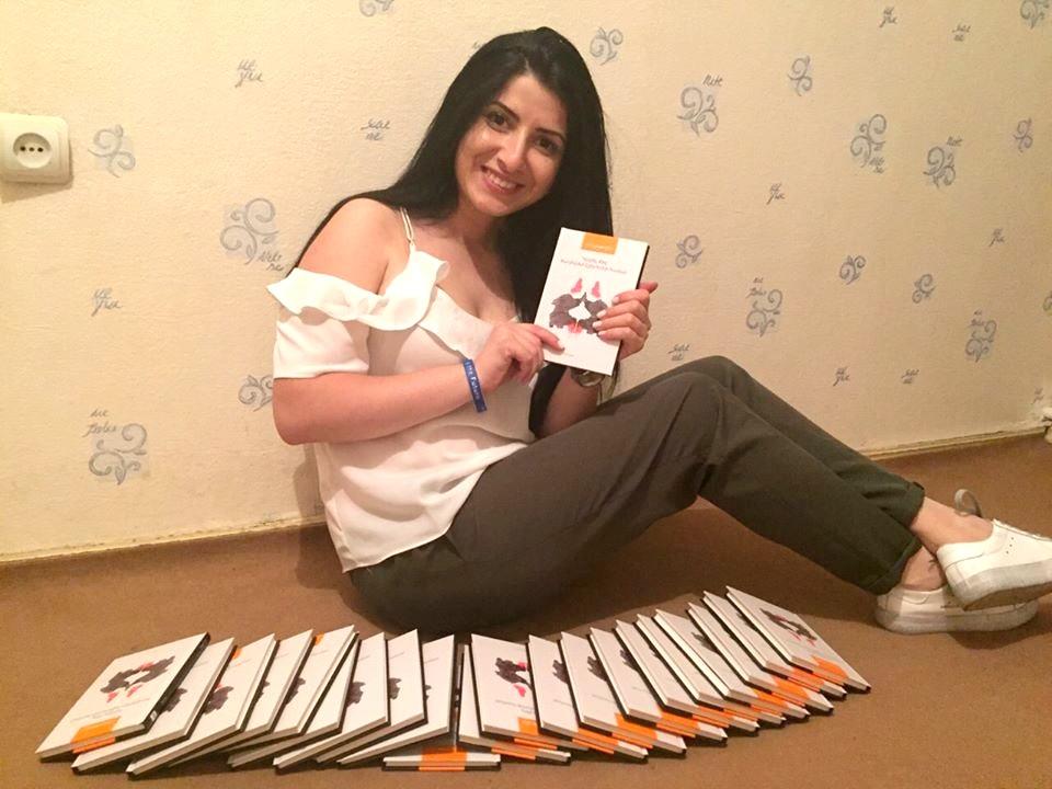 Оля Ованнисян – первая учительница проекта Zartnir, участница проекта Teach For Armenia