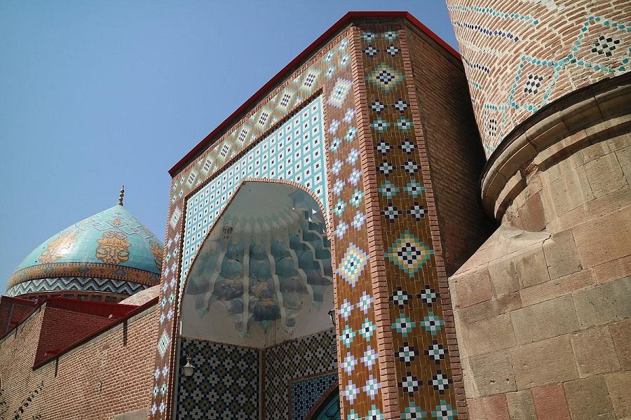 Голубая мечеть в Ереване | wikipedia.org
