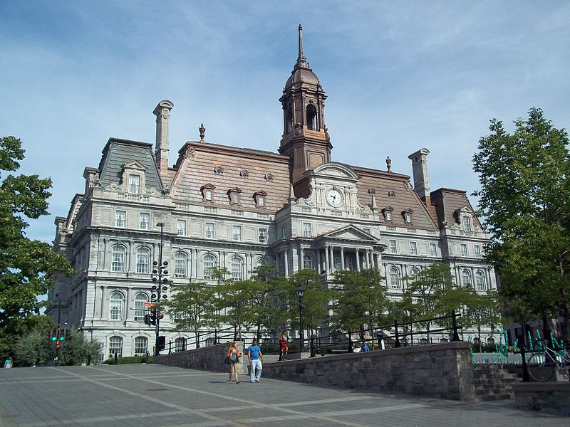 Монреальская ратуша | wikipedia.org