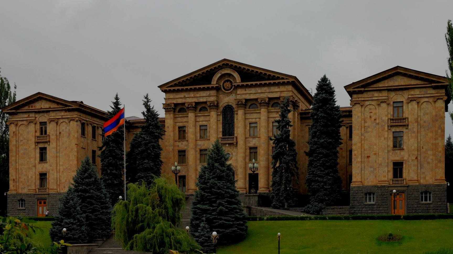 Самый красивый парламент в мире