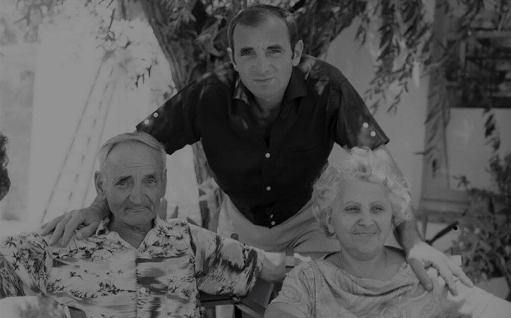 Как Шарль Азнавур и его семья спасали евреев во время Холокоста