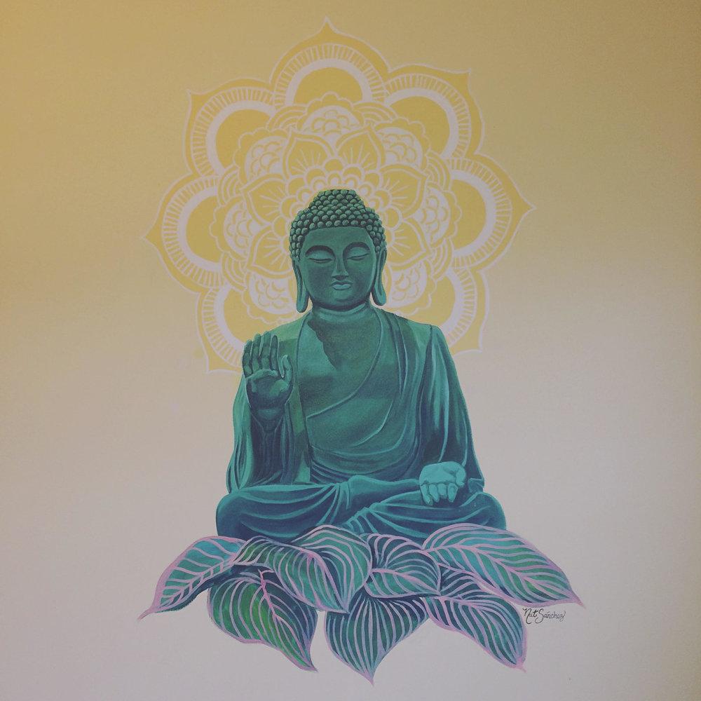 """""""Buddha"""" (2017) - Pataskala, OH"""