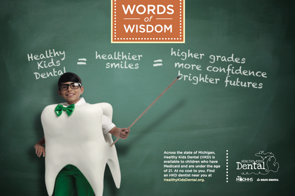 Words of wisdom graphic