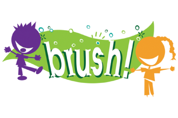 Brush! logo