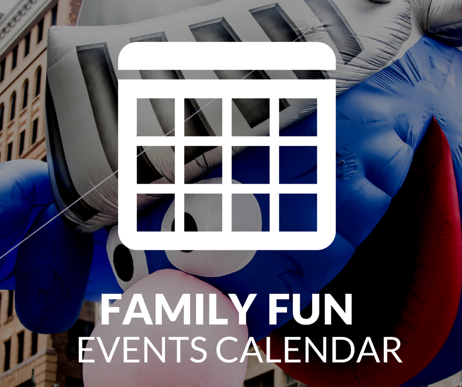 Find Fun Events Calendar