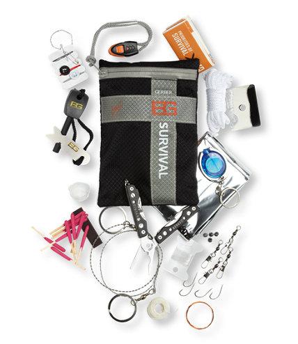Gerber Gear / Bear Grylls Ultimate Survival Kit: $35