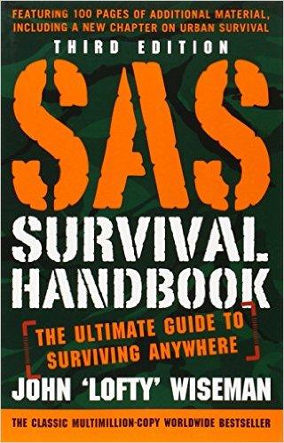 SAS Survival Handbook: $16