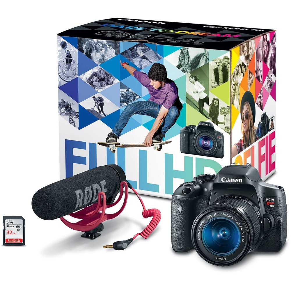 canon eos rebel t6i video creator kit ($800).jpg