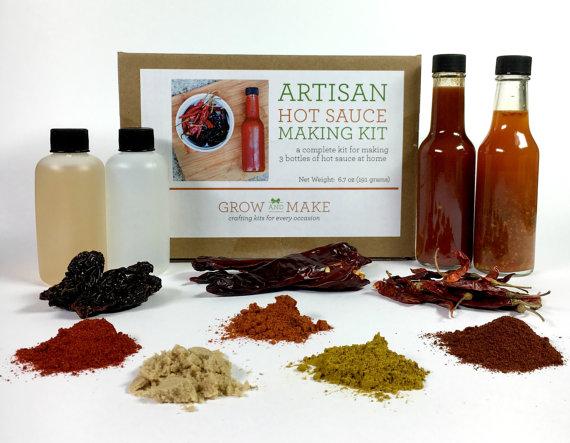 growandmake artisan hot sauce kit.jpg