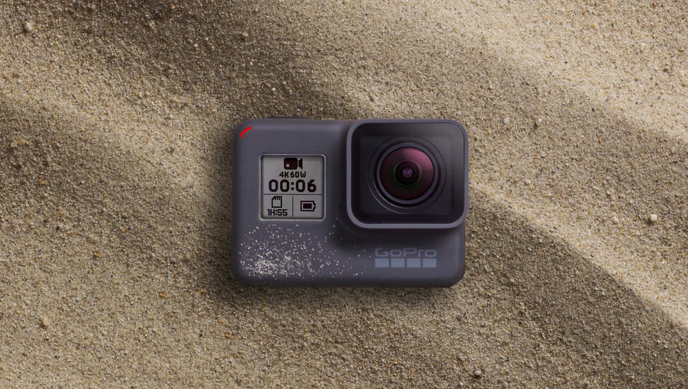 GoPro HERO6 Black: $500