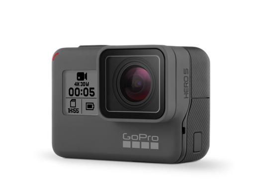 GoPro HERO5 Black: $400
