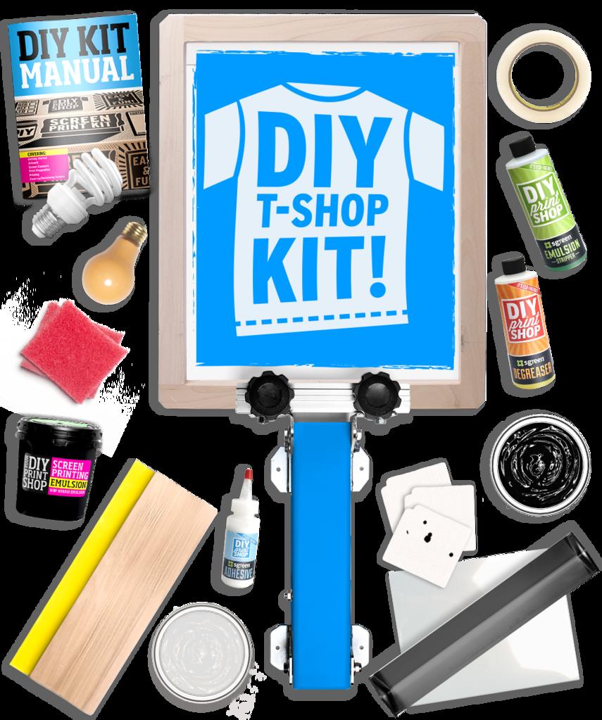 DIY T-Shop: $200