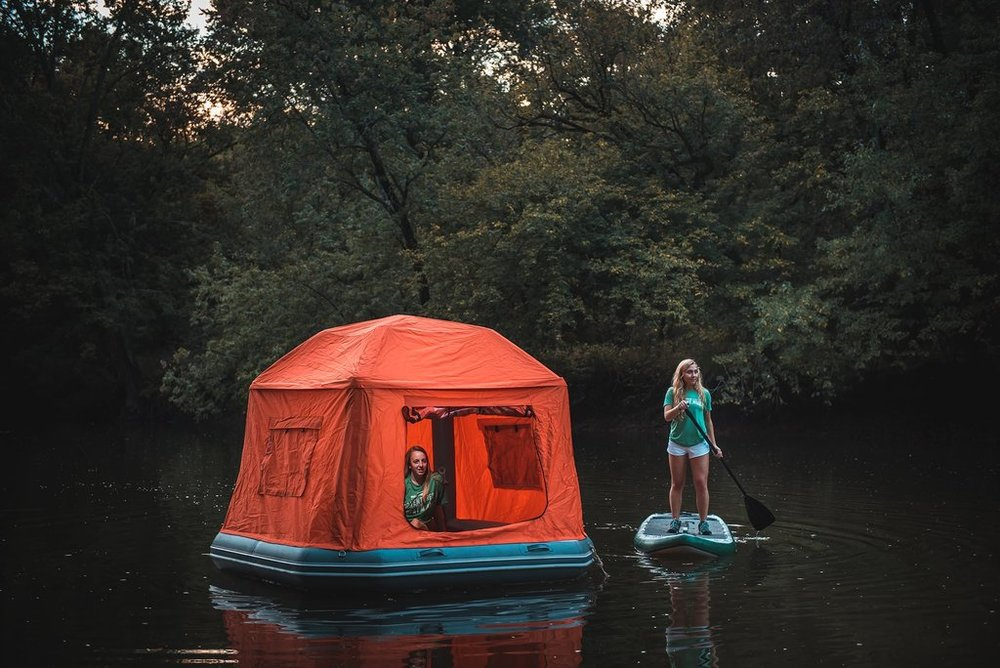 The Shoal Tent: $1,500