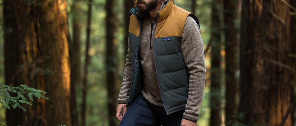 Huckberry Featured Shop: Patagonia