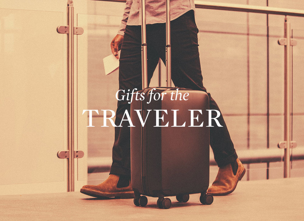 Gifts for the Traveler (Starting at: $24)