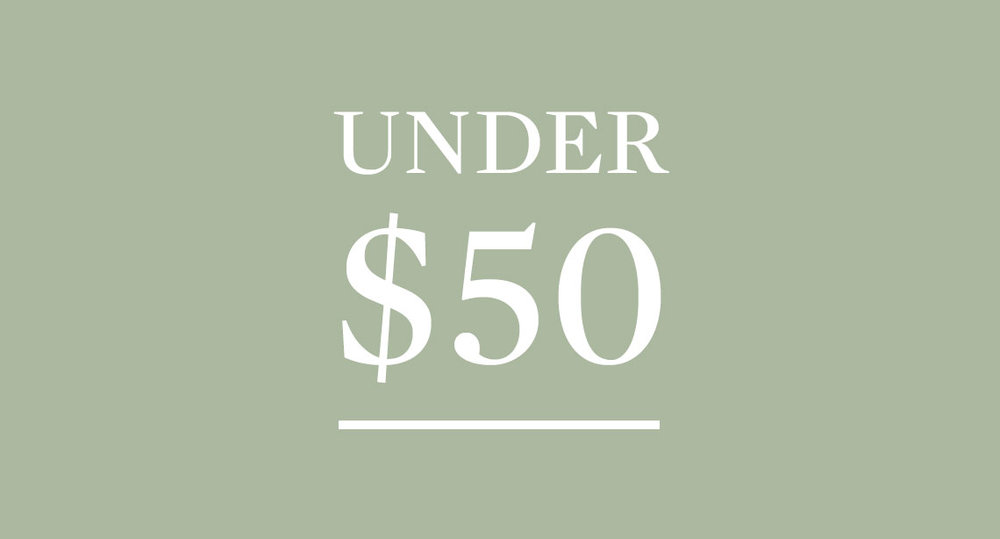 Gifts < $50