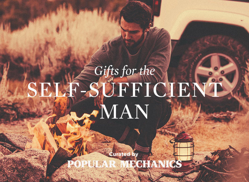 Gifts for the Self-Sufficient (Starting at: $17+)