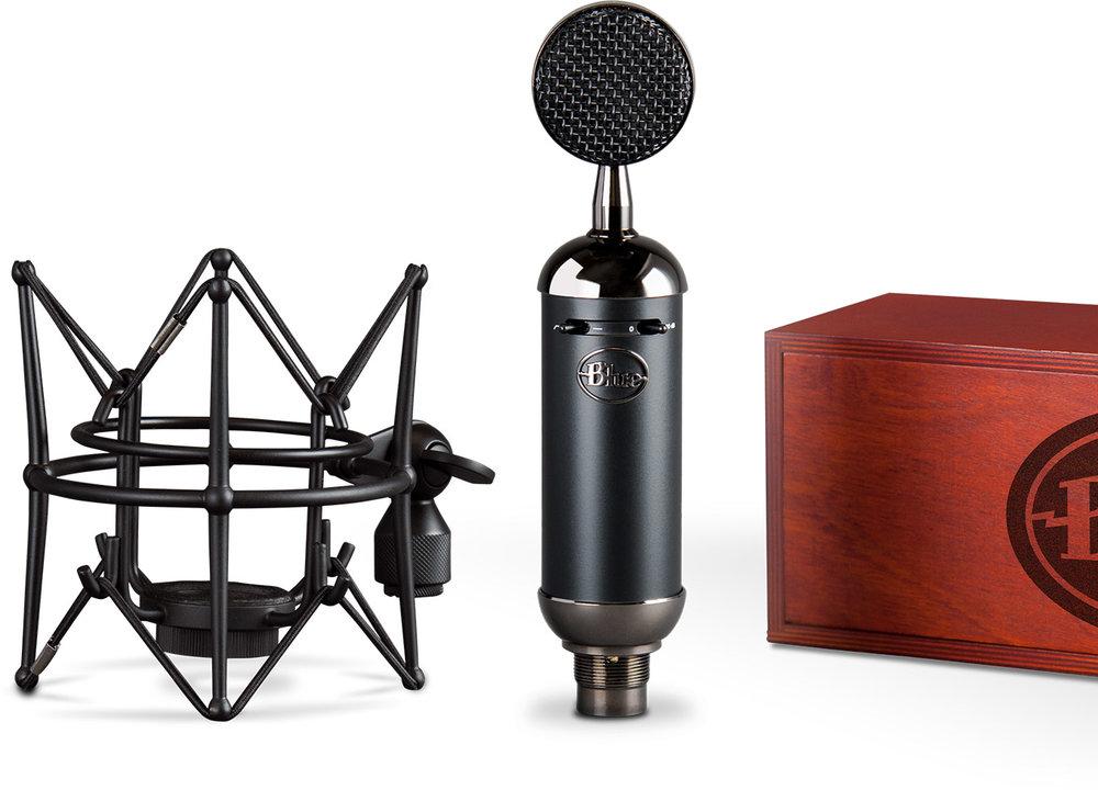 Blue Spark Digital Pro Microphone: $200