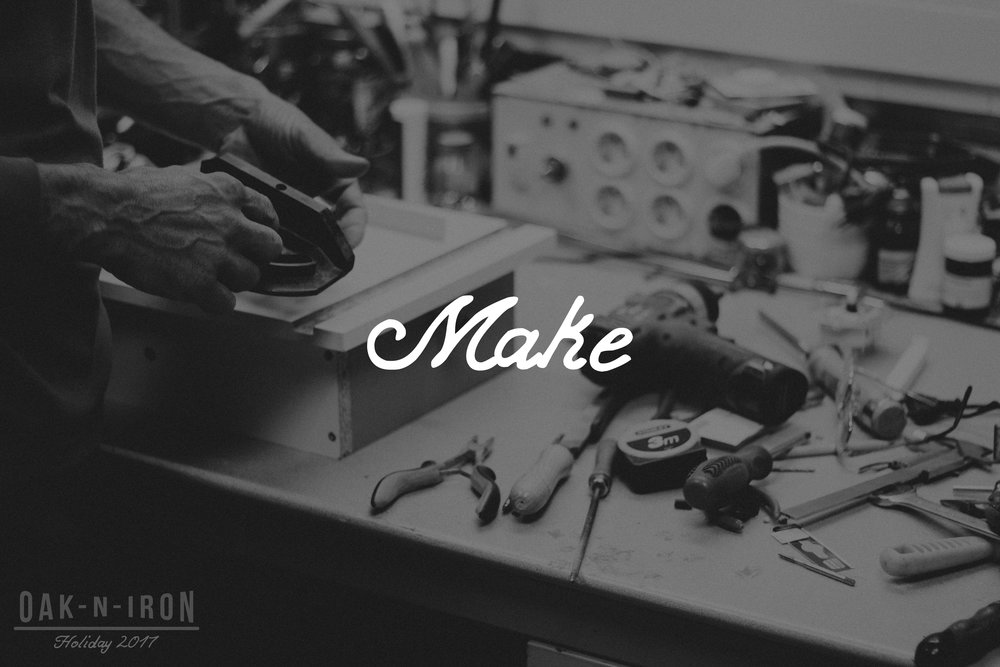 Gifts for Makers, Creators, Hobbyists, Craftspeople (Starting at: $8+)