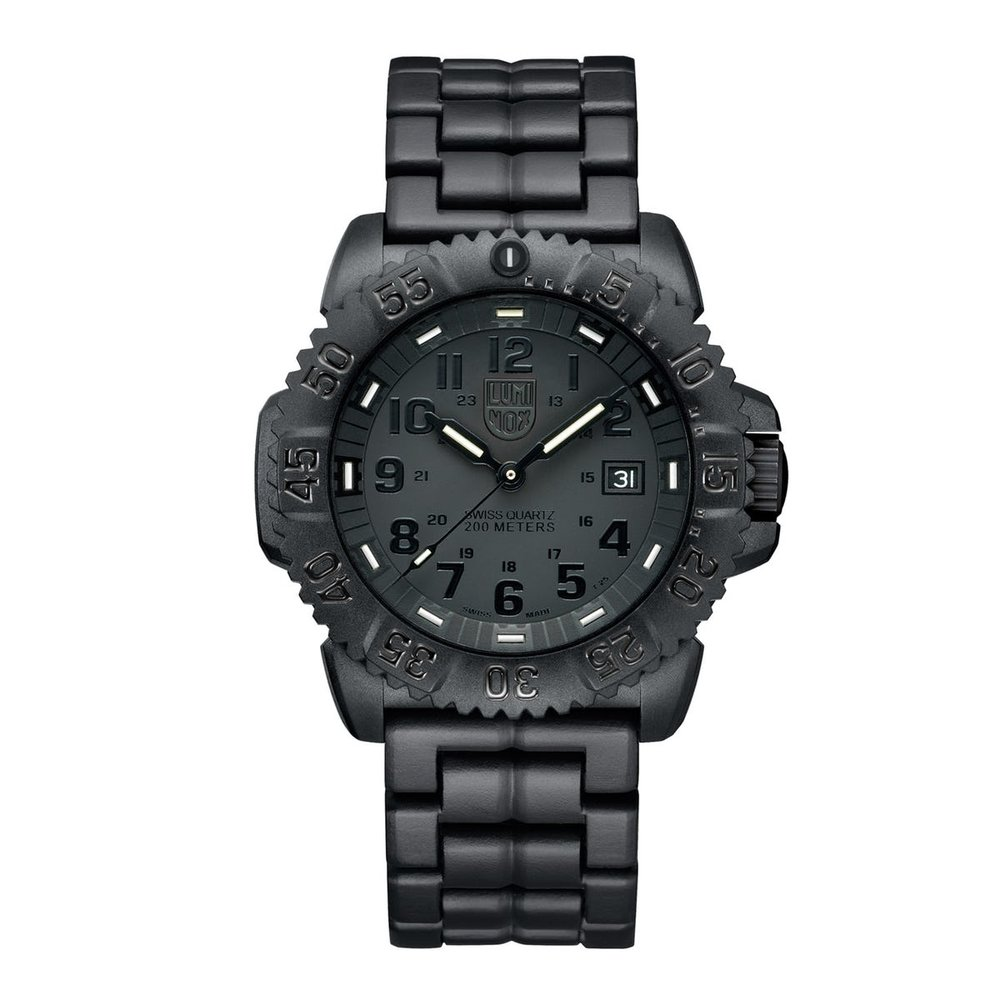 Luminox Navy Seal Colormark Watch: $260
