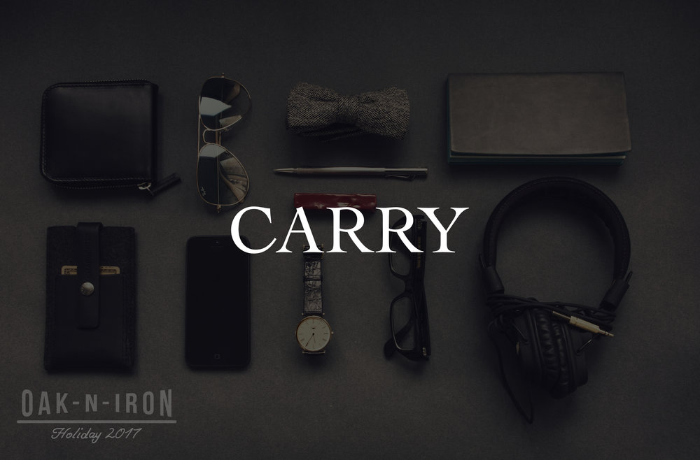 Everyday Carry Essentials (Starting at $20+)