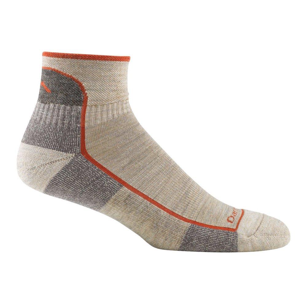 Darn ToughHiker 1/4 Socks ($34/2pr)