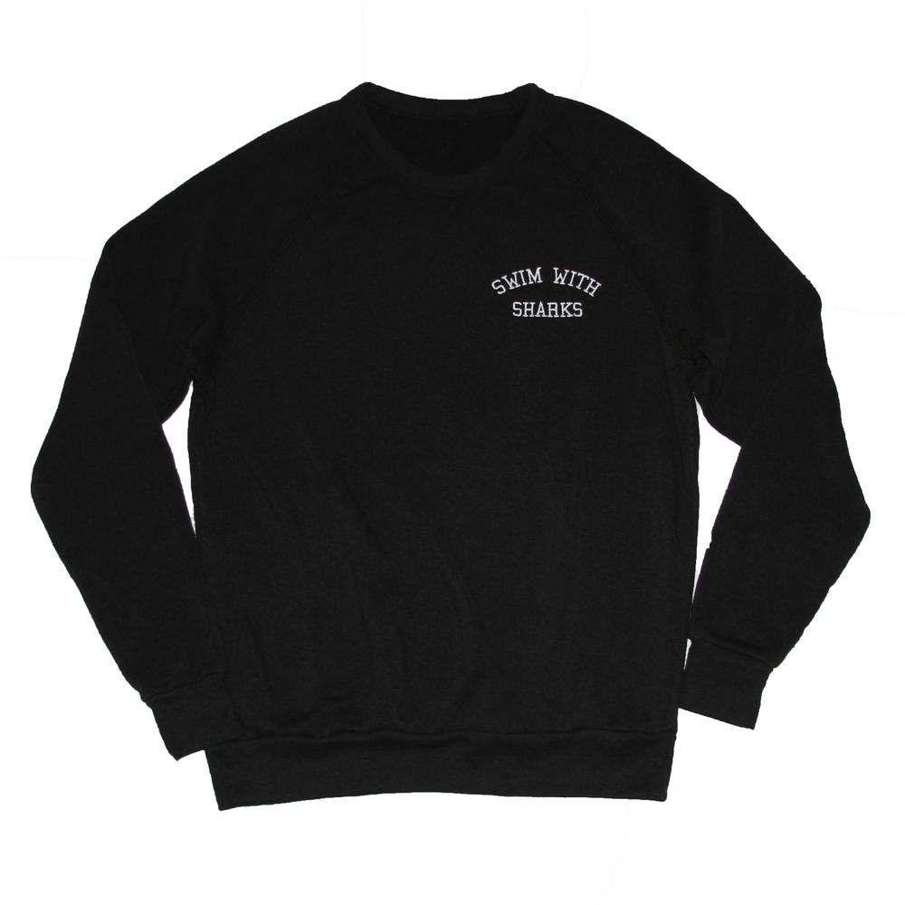 SWS Varsity Crew Sweatshirt ($60)