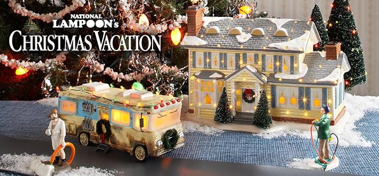 National Lampoon's Christmas Vacation Holiday Village ($20+)