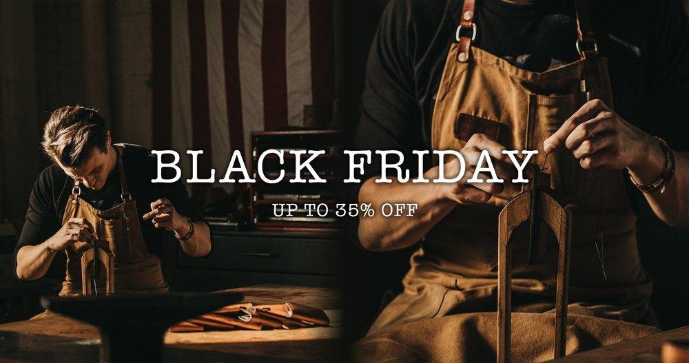 Bexar Goods Black Friday Sale