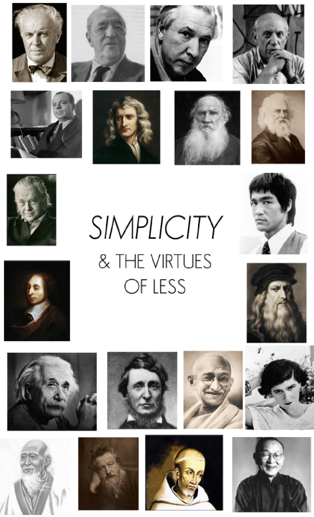 Our life is frittered away by detail. Simplify, simplify, simplify... Essay writing ENGLISH??!! HELP!!!!!!!!!!?
