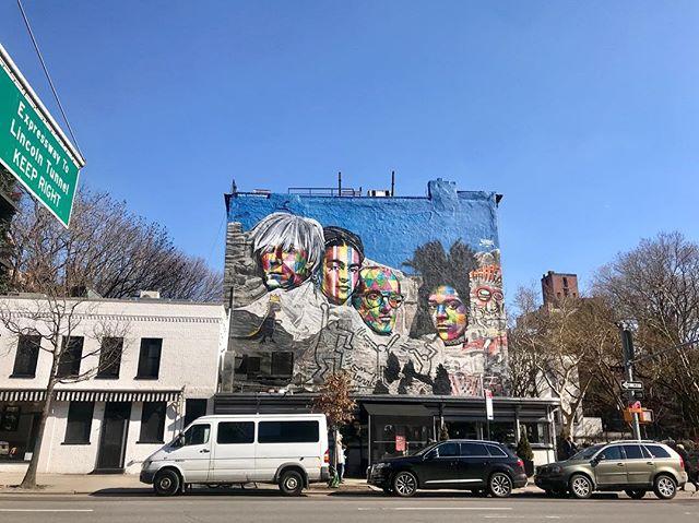 #chelsea #streetartisc#nycguide #nyctour #manhattan #hellocities #hellonyc #紐約深度旅遊 #紐約行程客製化 #紐約觀光 #紐約生活 #紐約好好玩 #紐約深度旅遊 #亞洲到紐約#ニューヨーク観光 #ニューヨークガイド#
