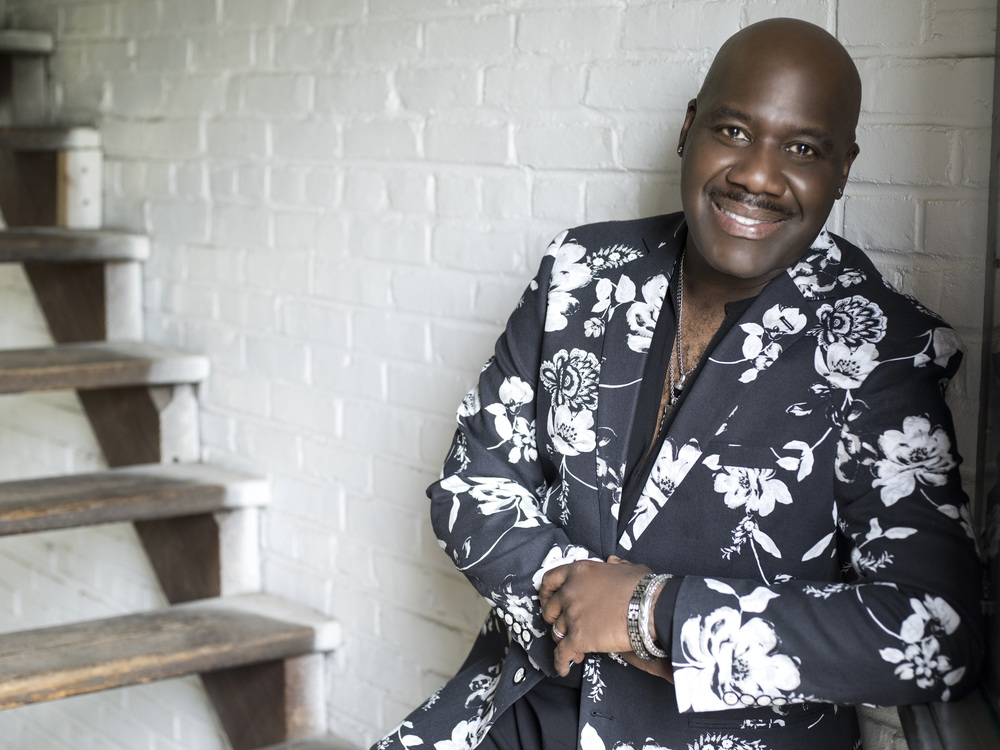 Will Downing Courtesy of Shanachie Entertainment