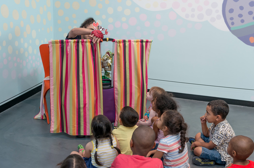 Storytelling at the Museum