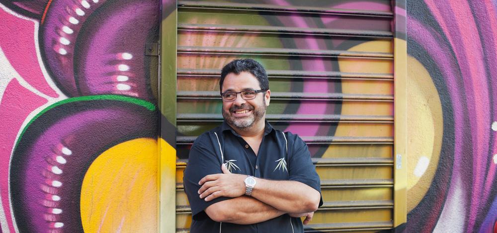 Arturo O'Farill Image cortesy of www.arturoofarrill.com