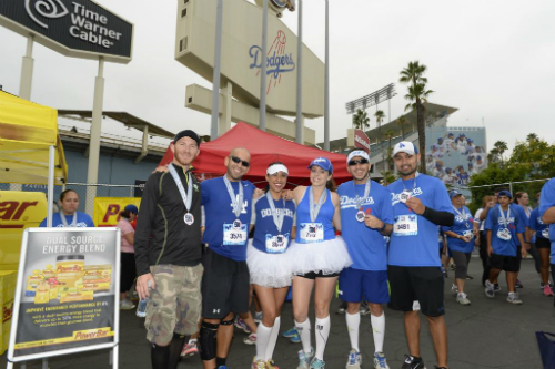 pink turtles 5k dodgers