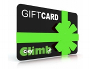 - Grab a gift card to City Climb Gym for your favorite climber! It's as easy as stopping by the gym, or picking up the phone. We are happy to email the gift card to you, or keep it at the gym for the recipient.