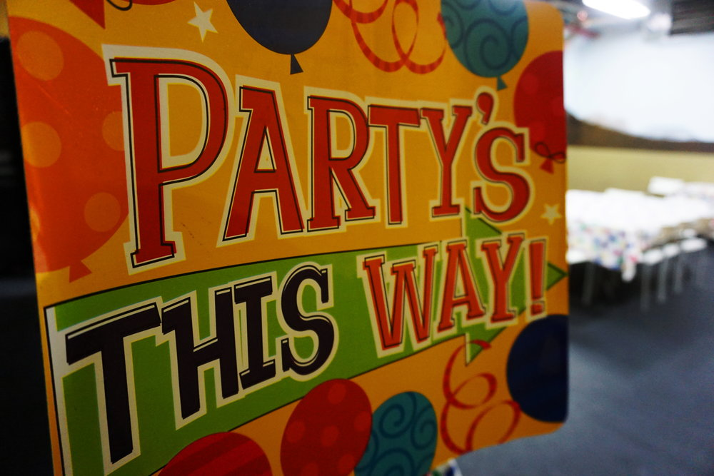 Kid's Birthday Parties