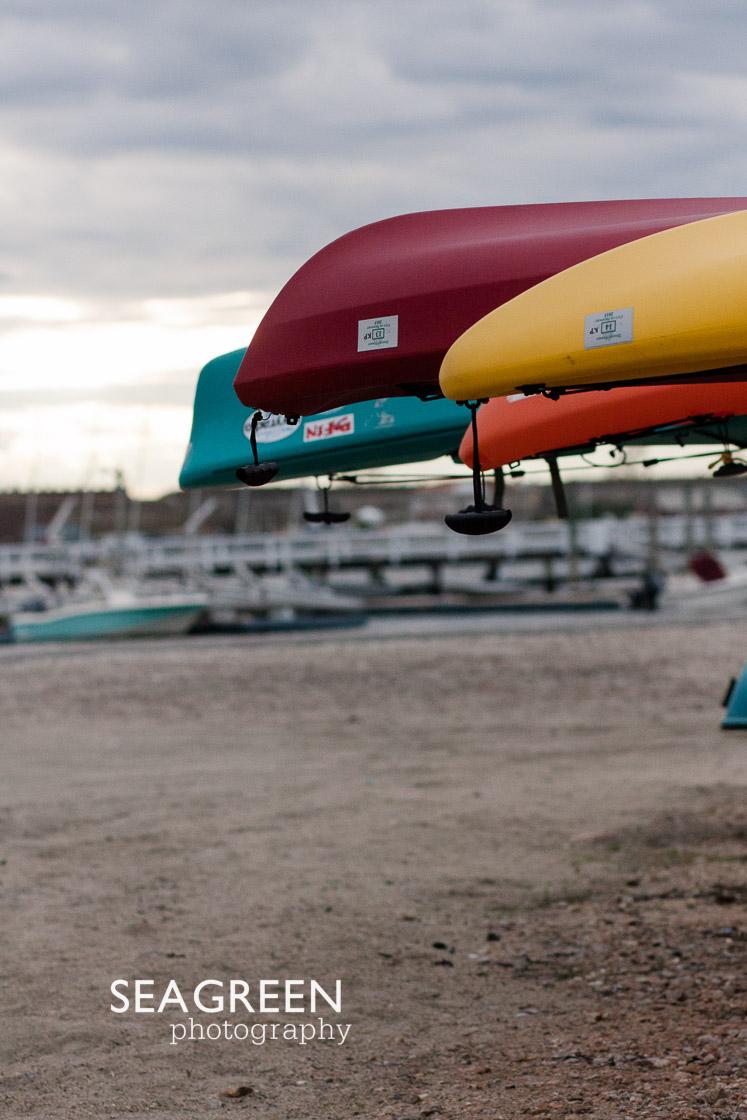 kayaksseagreen