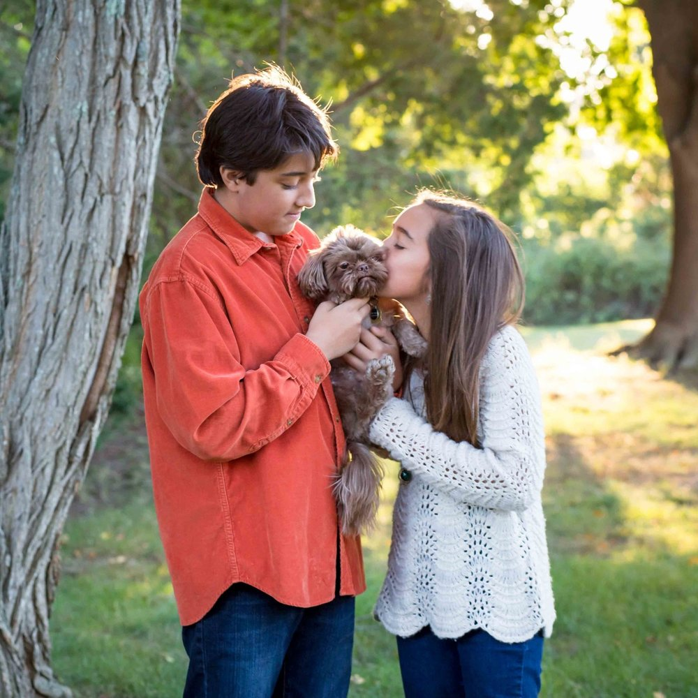 sea green photography, rhode island family photographer, teen, tween, on-location, Barrington, Tillinghast Farm