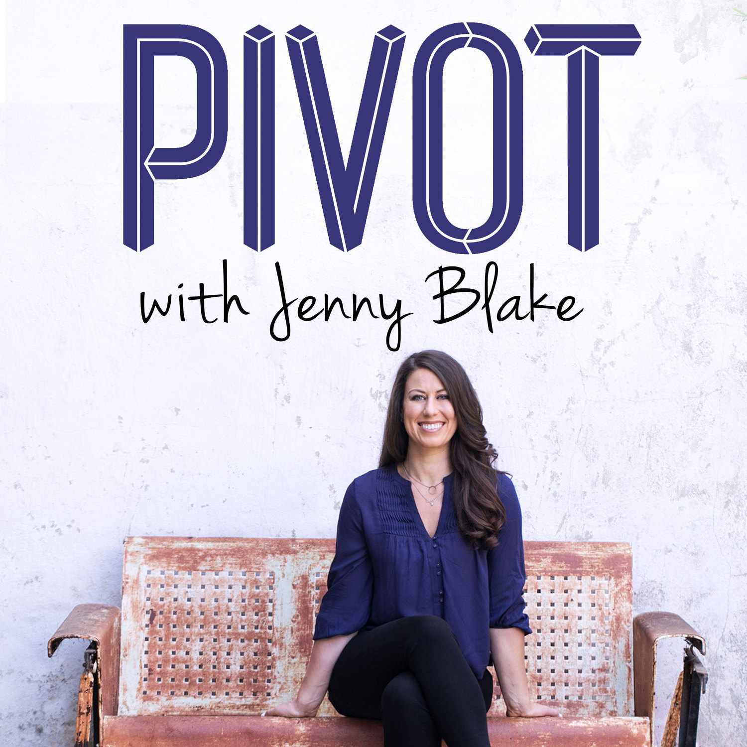 Pivot Podcast with Jenny Blake
