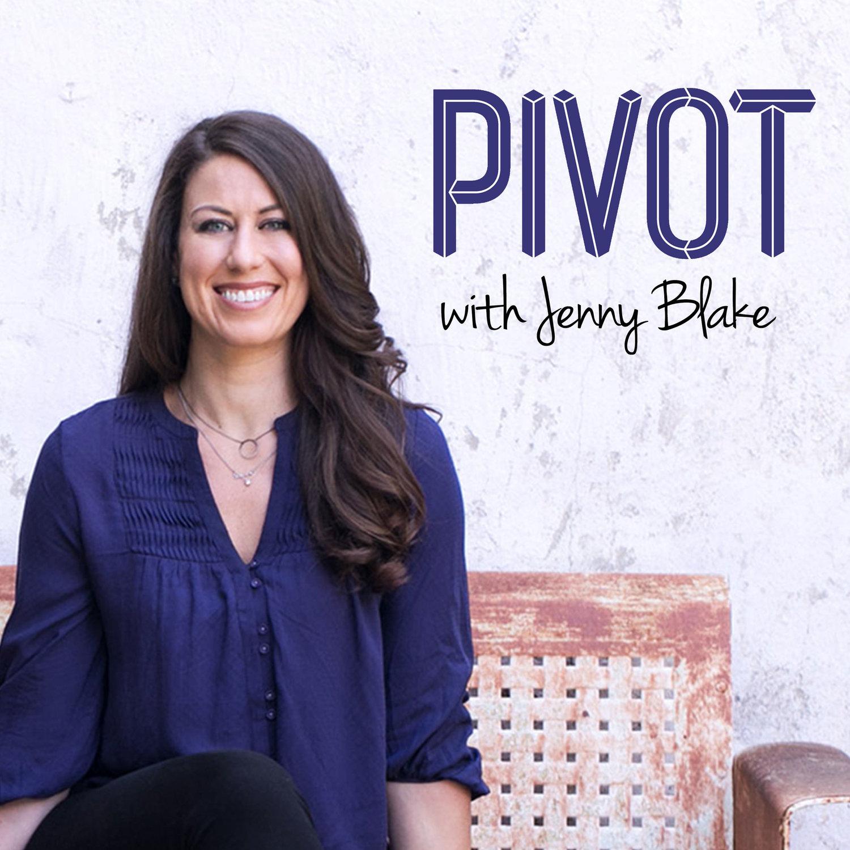 Jenny blake podcast