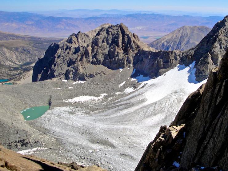 Glaciers Of The Sierra Nevada International Alpine Guides
