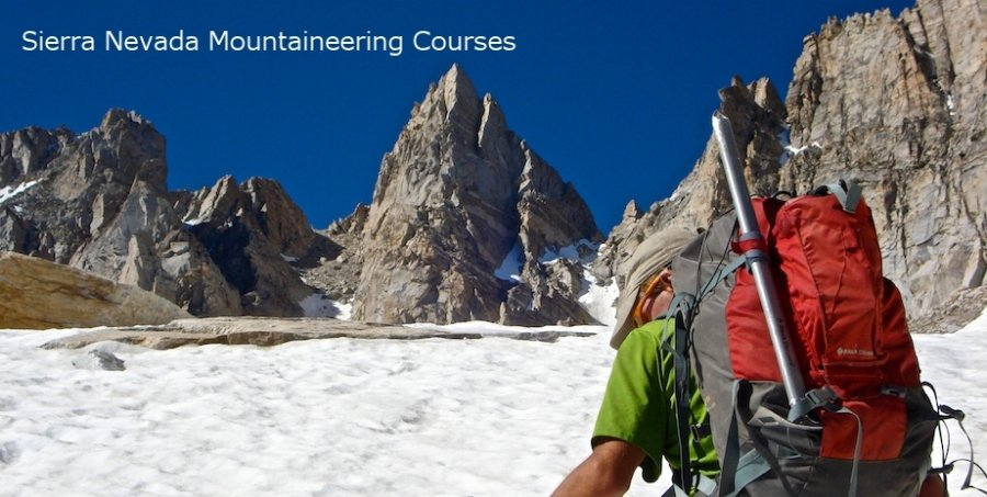 Mountaineering Sierra Nevada