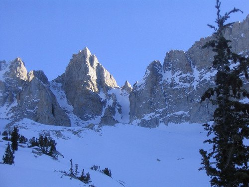 sawtooth ridge ski tour