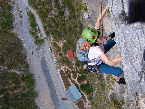 portrero chico rock climbing