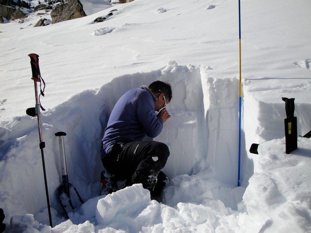 Snow stability