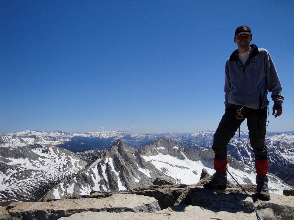 Summit of Matterhorn Peak